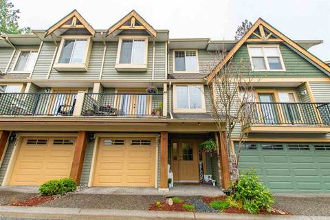 Townhouse for sale at 46840 Russell Rd Unit 22 Sardis British Columbia - MLS: R2401540