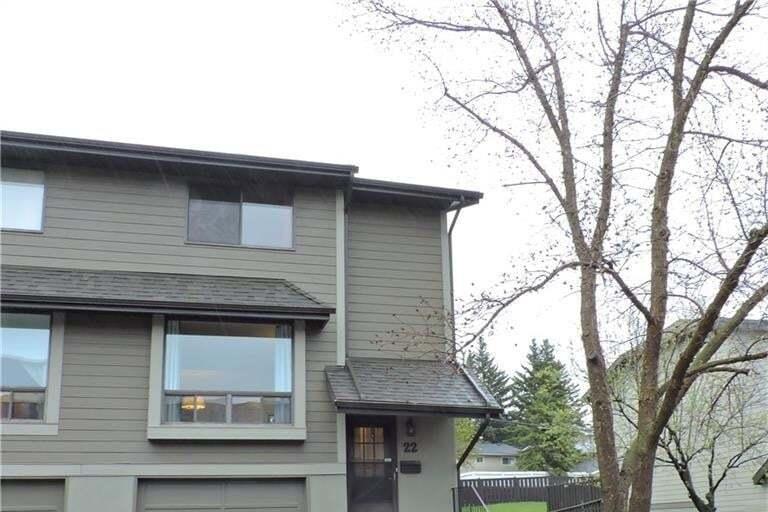 Townhouse for sale at 5019 46 Av SW Unit 22 Glamorgan, Calgary Alberta - MLS: C4299302
