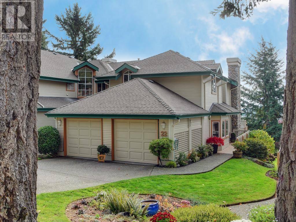 Townhouse for sale at 520 Marsett Pl Unit 22 Victoria British Columbia - MLS: 420162