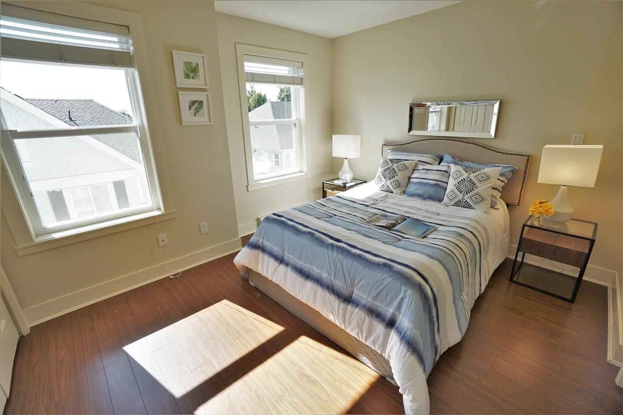 For Sale: 22 - 7231 No 2 Road, Richmond, BC | 3 Bed, 3 Bath Townhouse for $838,000. See 16 photos!