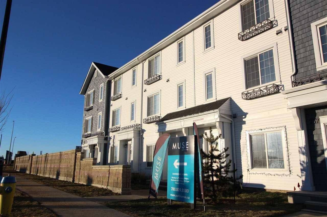Townhouse for sale at 735 Allard Blvd Sw Unit 22 Edmonton Alberta - MLS: E4182322