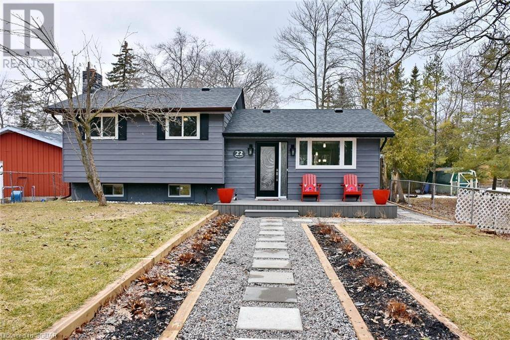 House for sale at 22 73rd St North Wasaga Beach Ontario - MLS: 252757