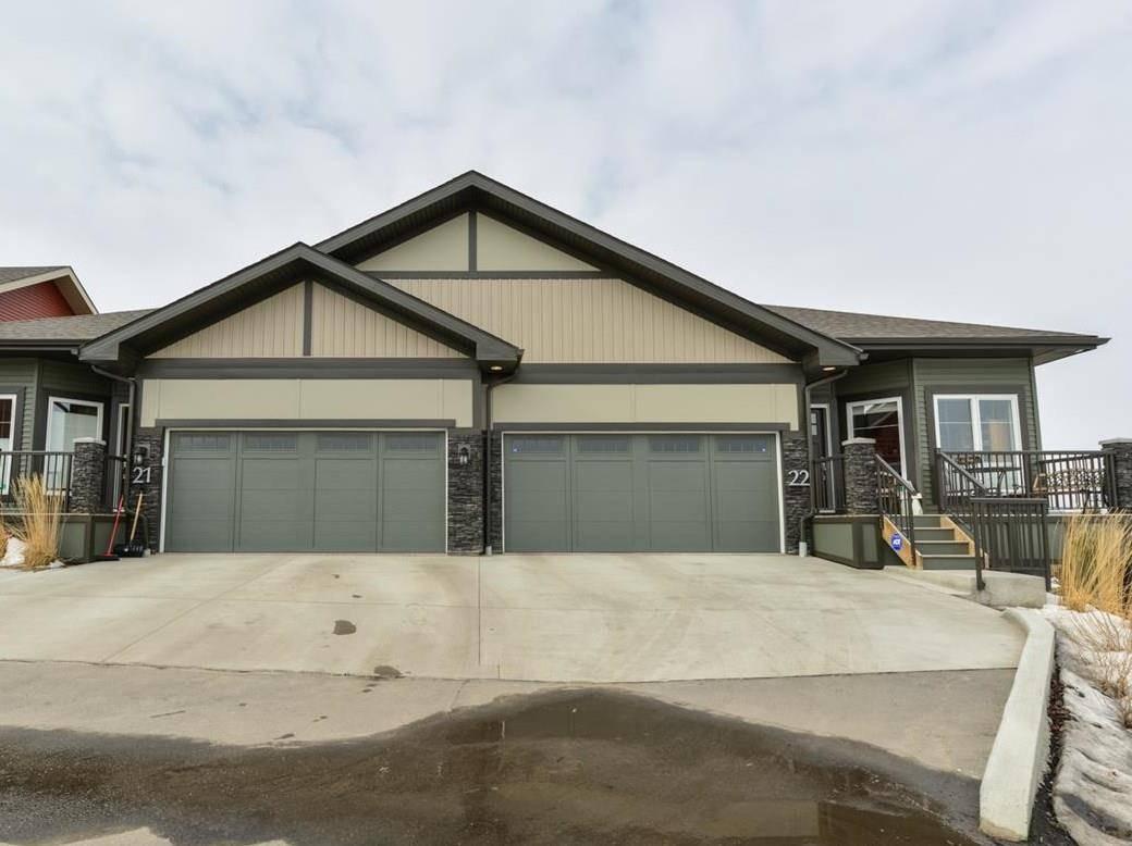 Townhouse for sale at 8132 217 St Nw Unit 22 Edmonton Alberta - MLS: E4150958