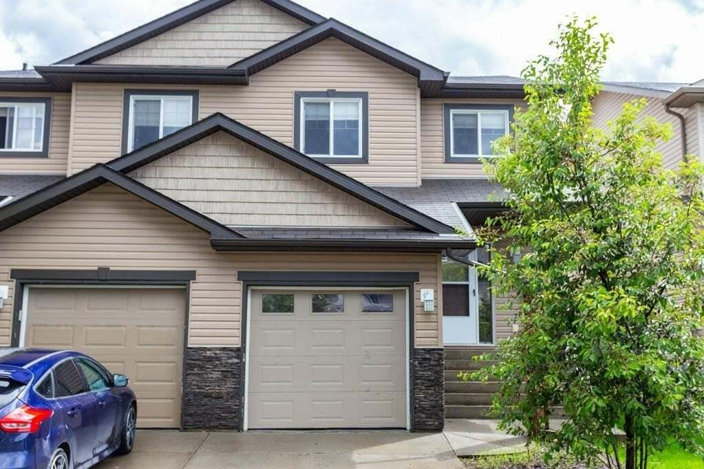 Townhouse for sale at 85 Spruce Village Dr W Unit 22 Spruce Grove Alberta - MLS: E4202255