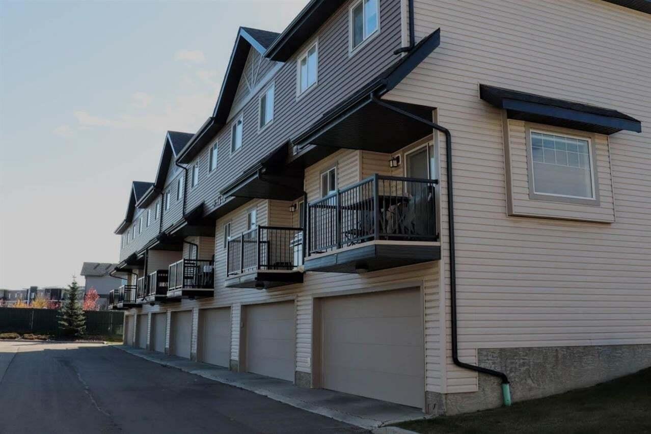 Townhouse for sale at 8716 179 Av NW Unit 22 Edmonton Alberta - MLS: E4194676