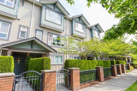 Townhouse for sale at 9420 Ferndale Rd Unit 22 Richmond British Columbia - MLS: R2377878