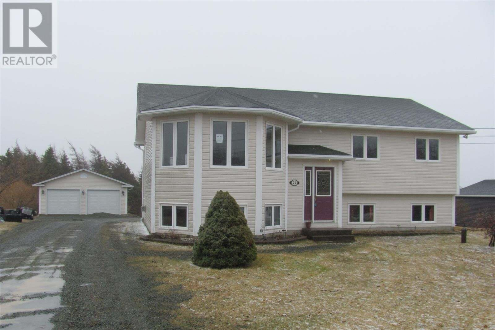 House for sale at 22 Adams Pl Flatrock Newfoundland - MLS: 1212496