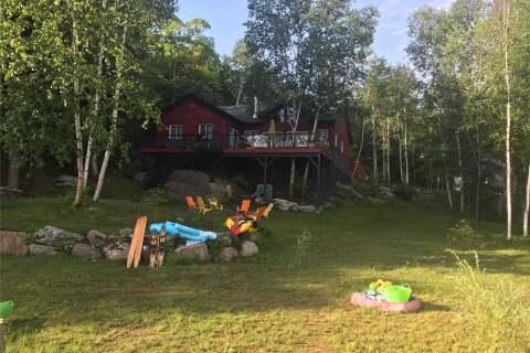 House for sale at 22 Ahmic Lake Rd Magnetawan Ontario - MLS: X4930701