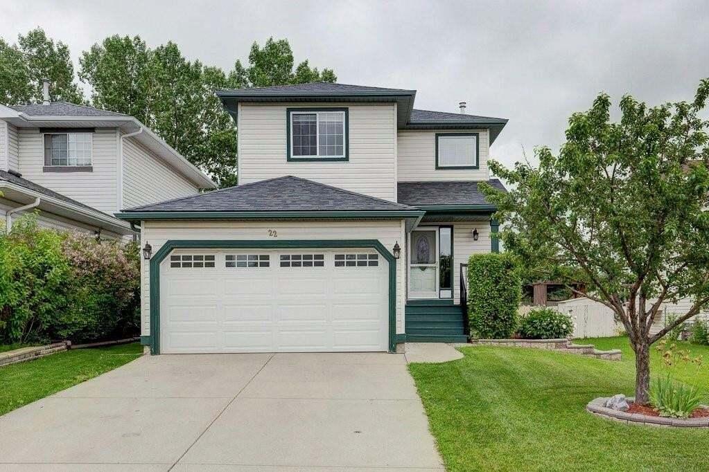 House for sale at 22 Alcock Cl Rosemont, Okotoks Alberta - MLS: C4305583