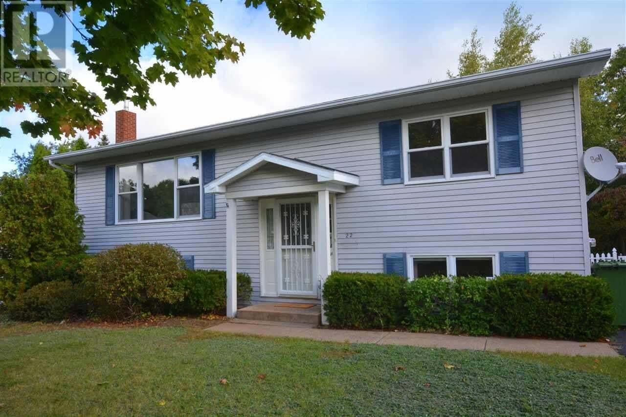 House for sale at 22 Alicia Blvd Kentville Nova Scotia - MLS: 202012900
