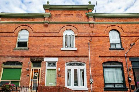 Townhouse for rent at 22 Allen Ave Toronto Ontario - MLS: E4644490