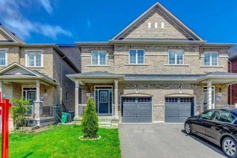 Townhouse for sale at 22 Altura Wy Brampton Ontario - MLS: W4453965
