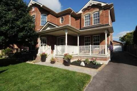 House for sale at 22 Apsley Cres Whitby Ontario - MLS: E4831485