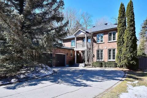 House for sale at 22 Ashford Ct Aurora Ontario - MLS: N4423655