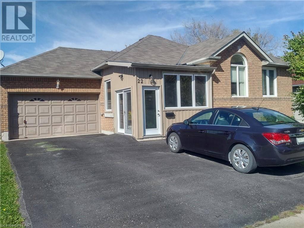 House for sale at 22 Ashton St Orillia Ontario - MLS: 226555