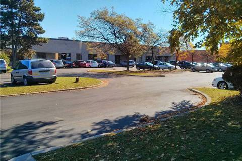 Commercial property for lease at 22 Ashwarren Rd Toronto Ontario - MLS: W4611784