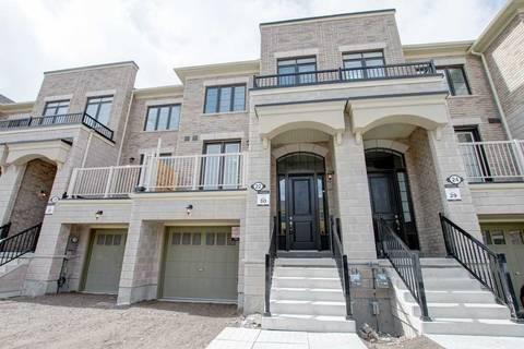 Townhouse for rent at 22 Augustus Terr Toronto Ontario - MLS: W4510682