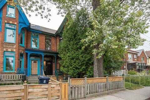 Townhouse for sale at 22 Bellevue Ave Toronto Ontario - MLS: C4578140
