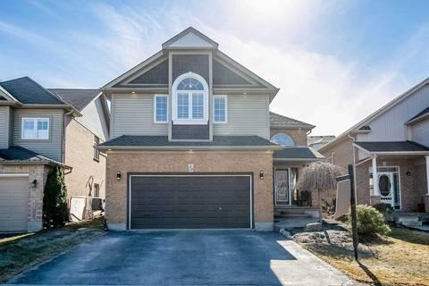 House for sale at 22 Benjamin Cres Orangeville Ontario - MLS: W4443867
