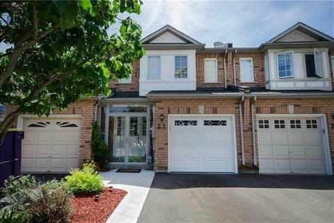 Townhouse for rent at 22 Berkindale Ct Brampton Ontario - MLS: W4721726