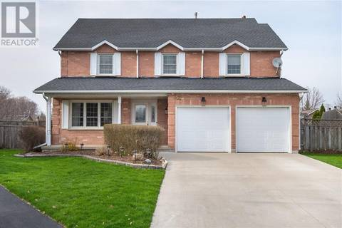 House for sale at 22 Bitzer Ct Cambridge Ontario - MLS: 30728404