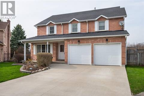 House for sale at 22 Bitzer Ct Cambridge Ontario - MLS: 30744014