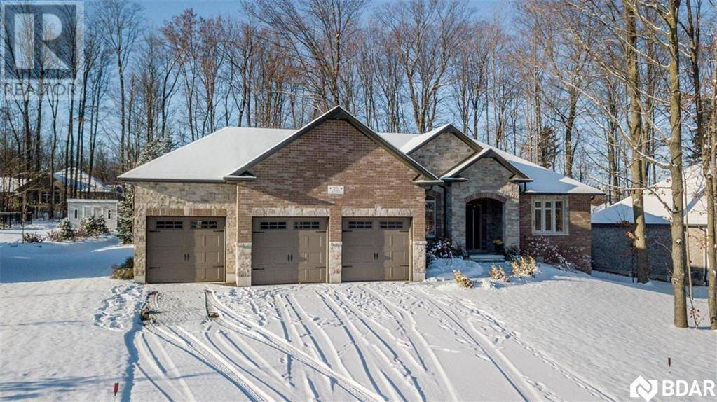 House for sale at 22 Black Creek Tr Minesing Ontario - MLS: 30778450