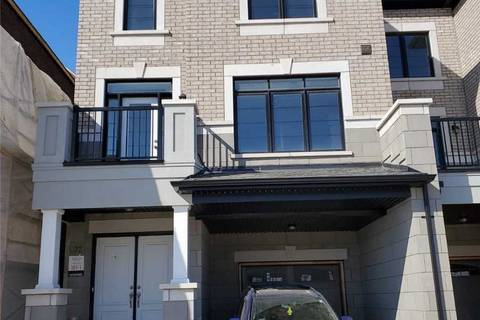 Townhouse for rent at 22 Blackwater Tr Brampton Ontario - MLS: W4699471