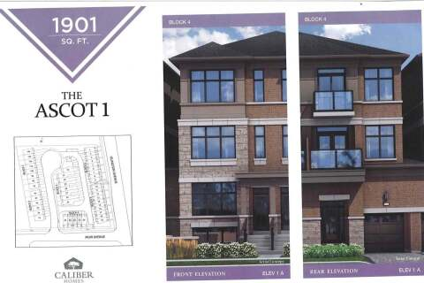 Townhouse for sale at Blk 4 Muir  Unit 22 Toronto Ontario - MLS: W4776709