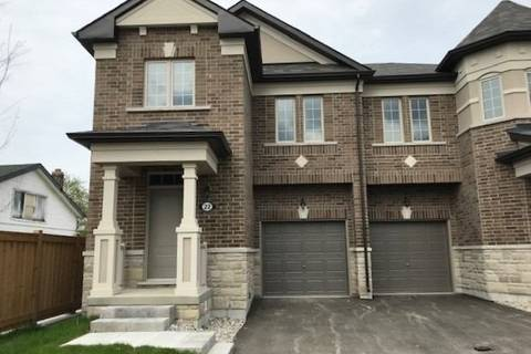 Townhouse for sale at 22 Bluebird Pl Toronto Ontario - MLS: E4414793