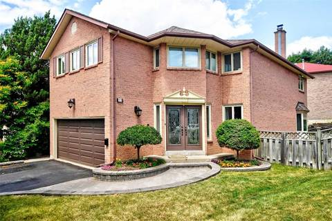 House for sale at 22 Breda Ct Richmond Hill Ontario - MLS: N4520937