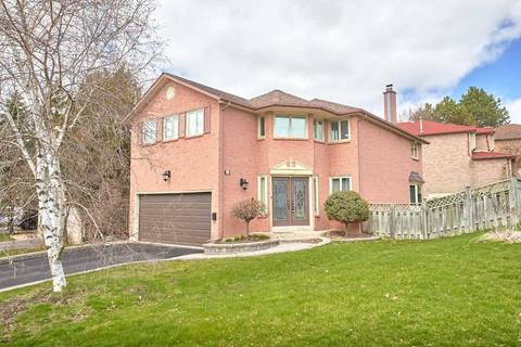 House for sale at 22 Breda Ct Richmond Hill Ontario - MLS: N4696140