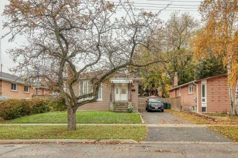 House for sale at 22 Brightview Cres Toronto Ontario - MLS: E4960338