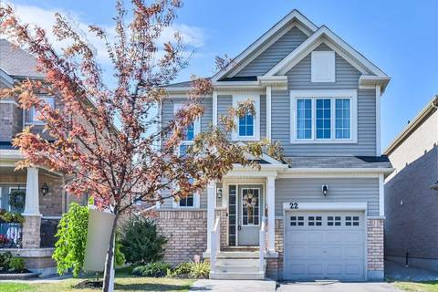 House for sale at 22 Brookview Dr Bradford West Gwillimbury Ontario - MLS: N4546651