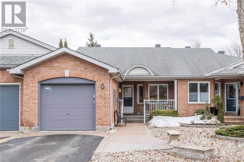 Townhouse for sale at 22 Bunting Ln Kanata Ontario - MLS: 1186997