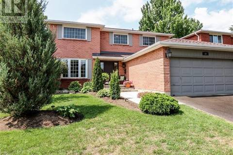 House for sale at 22 Callaghan Dr Barrie Ontario - MLS: 30749186