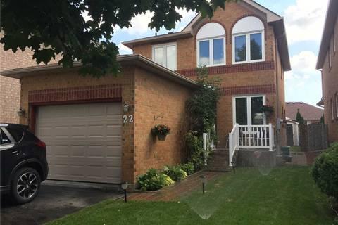 House for sale at 22 Carabram Ct Brampton Ontario - MLS: W4432482