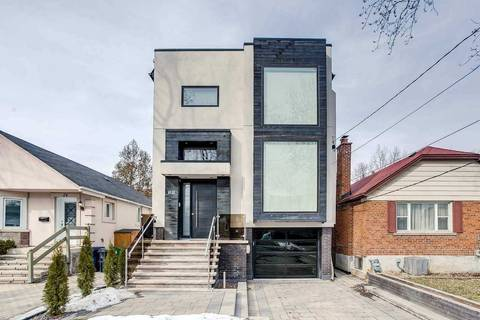 House for sale at 22 Carmichael Ave Toronto Ontario - MLS: C4692261