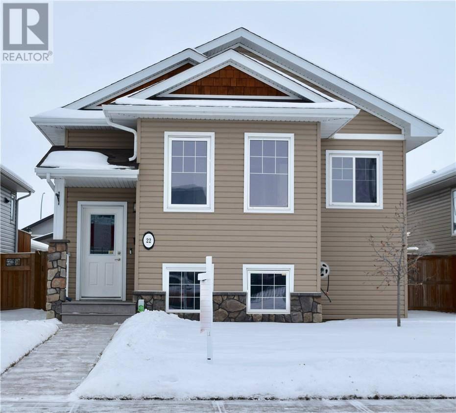 House for sale at 22 Cedar Sq Blackfalds Alberta - MLS: ca0178397