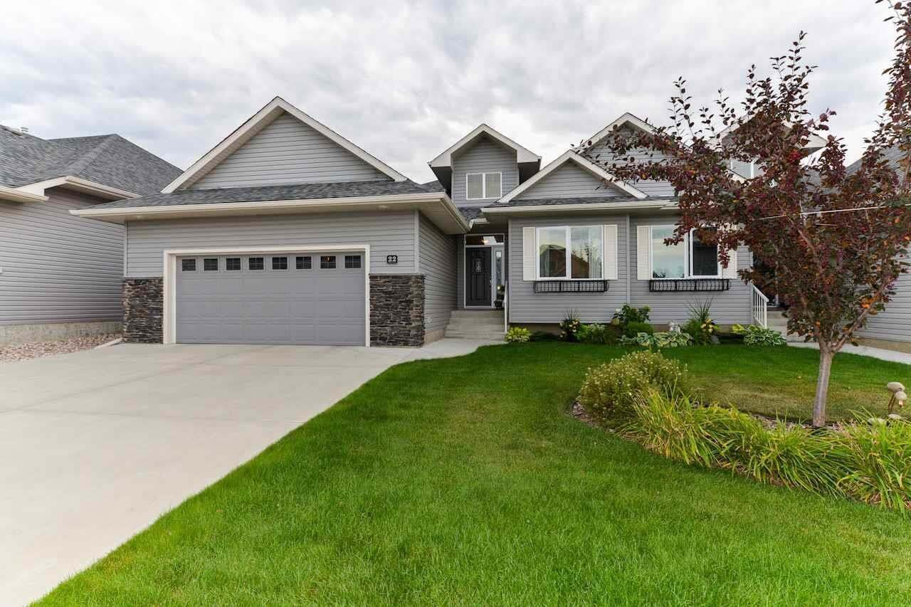 Townhouse for sale at 22 Chateau Cl Beaumont Alberta - MLS: E4203429