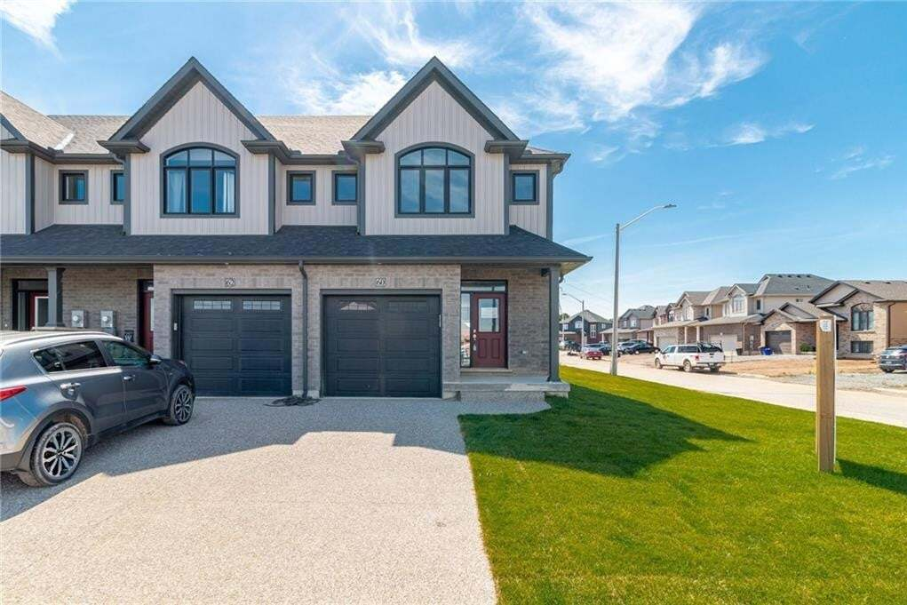 Townhouse for sale at 22 Cinnamon St Thorold Ontario - MLS: 30811322