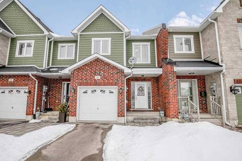 Townhouse for sale at 22 Claudio Cres Barrie Ontario - MLS: S4697957