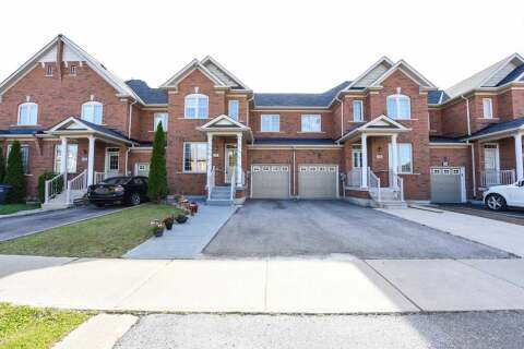 Townhouse for sale at 22 Coolwater Dr Brampton Ontario - MLS: W4920016