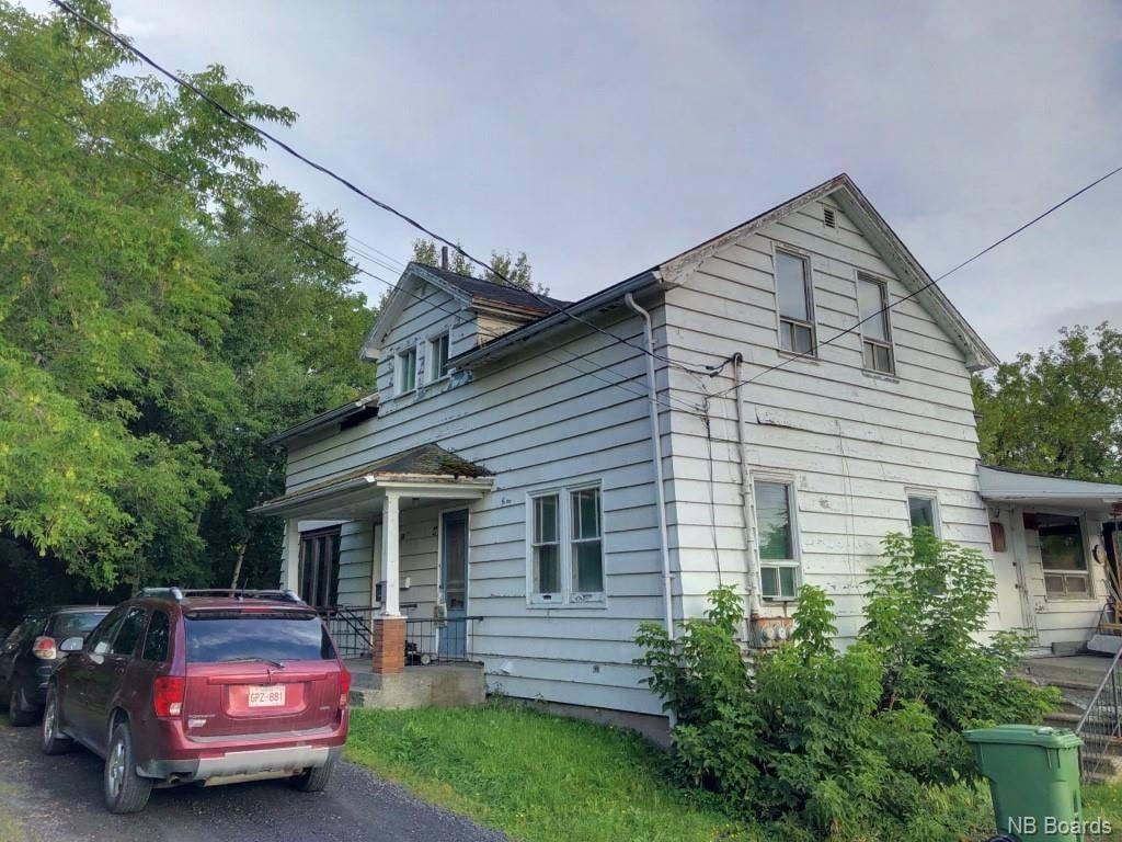Townhouse for sale at 22 Côté Ave Edmundston New Brunswick - MLS: NB032586