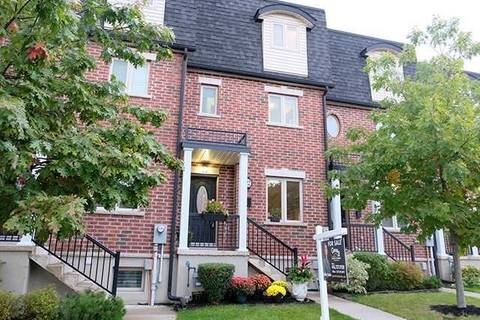 Townhouse for sale at 22 Coventry St Toronto Ontario - MLS: E4609509