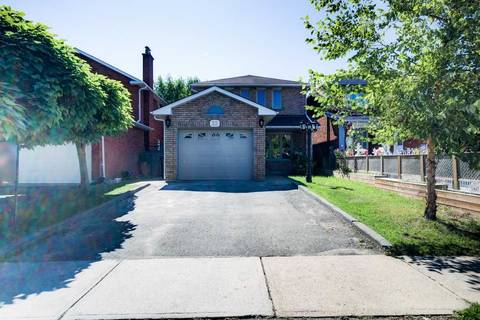 House for sale at 22 Cranberry Cres Brampton Ontario - MLS: W4568392