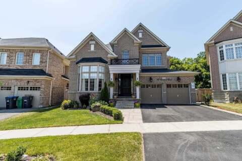 House for sale at 22 Cranwood Circ Brampton Ontario - MLS: W4822050