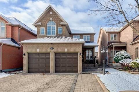 House for sale at 22 Creekwood Dr Brampton Ontario - MLS: W4633749