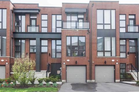 Townhouse for sale at 22 Crestridge Dr Vaughan Ontario - MLS: N4460088