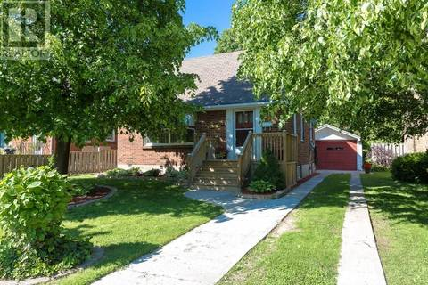 House for sale at 22 Cronyn Cres London Ontario - MLS: 202285